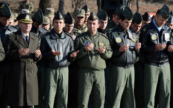 Şehit askerler memleketlerine uğurlandı 14