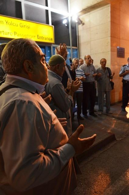 Konya'da ilk hacı kafilesi dualarla uğurlandı 2