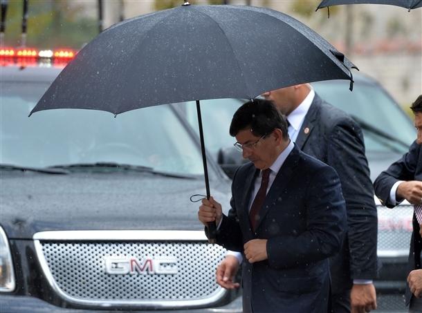 Davutoğlu Erbakan'ı ziyaret etti 4