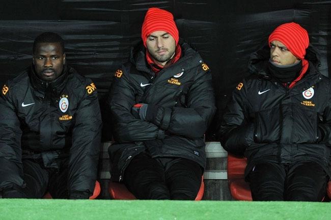 Galatasaray 4 Balıkesirspor 0 1