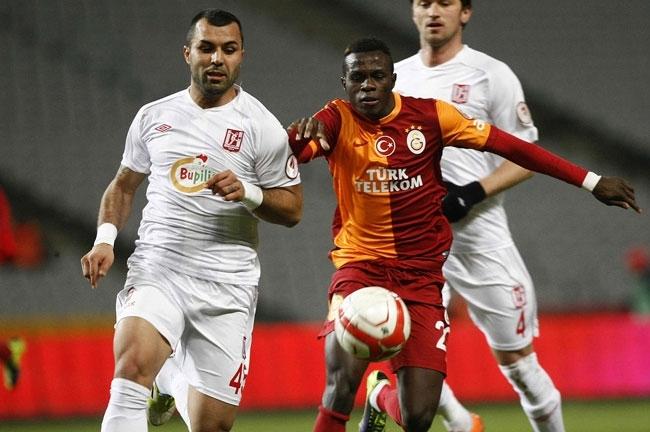Galatasaray 4 Balıkesirspor 0 11