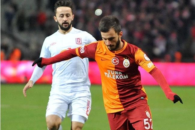 Galatasaray 4 Balıkesirspor 0 6
