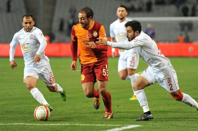 Galatasaray 4 Balıkesirspor 0 8