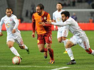Galatasaray 4 Balıkesirspor 0