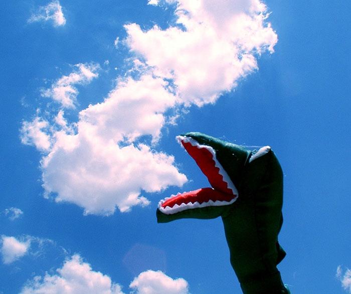 Perspektif Oyunlarına Bulutları da Alet Eden Kareler 11