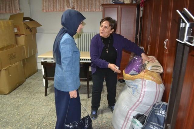 Ahmet ve Sare Davutoğlu Konya'daydı... 10