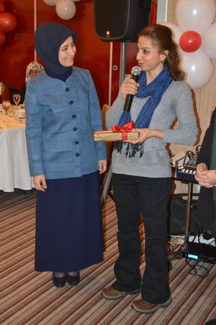 Ahmet ve Sare Davutoğlu Konya'daydı... 9