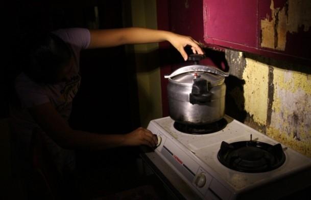 Filipinler'de mum ışığının aydınlattığı hayatlar 5