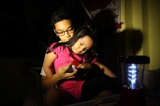 Filipinler'de mum ışığının aydınlattığı hayatlar 6