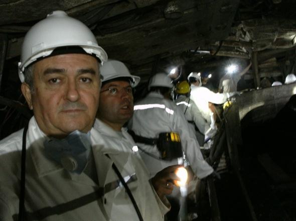 İşte 301 madenciye mezar olan maden 2