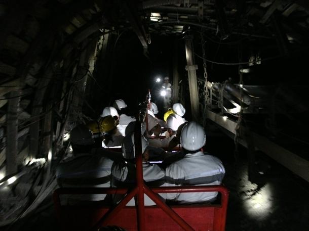 İşte 301 madenciye mezar olan maden 3