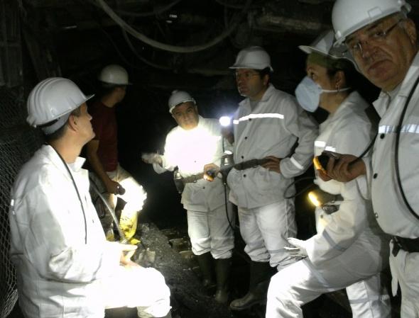 İşte 301 madenciye mezar olan maden 5