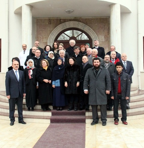 Davutoğlu, Osmanoğlu ailesiyle buluştu 6