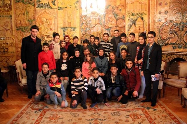 Davutoğlu, Osmanoğlu ailesiyle buluştu 7