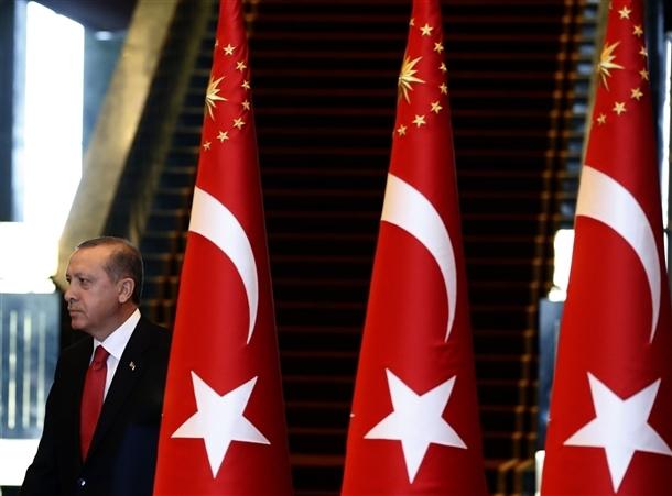 Erdoğan Beştepe'de tebrikleri kabul etti 15