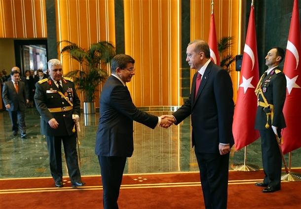 Erdoğan Beştepe'de tebrikleri kabul etti 5