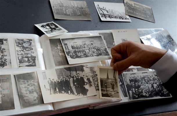 Cumhuriyetin izleri tarihi okulun arşivinde çıktı 1