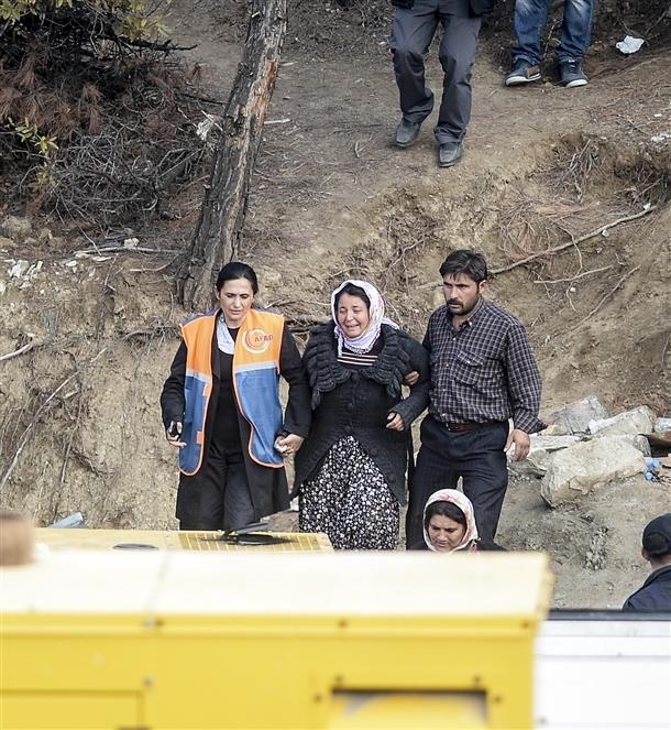 Ermenek'te acılı bekleyiş sürüyor 3