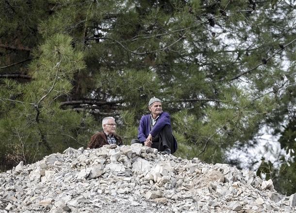 Ermenek'te acılı bekleyiş sürüyor 5