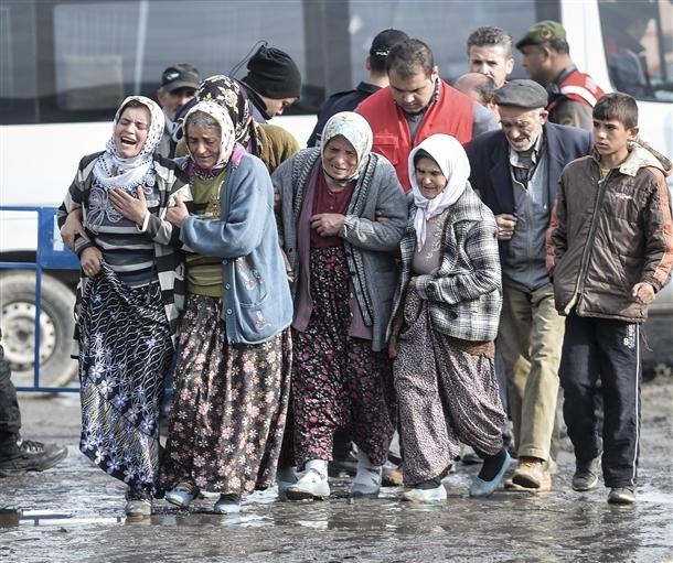 Ermenek'te acılı bekleyiş sürüyor 7