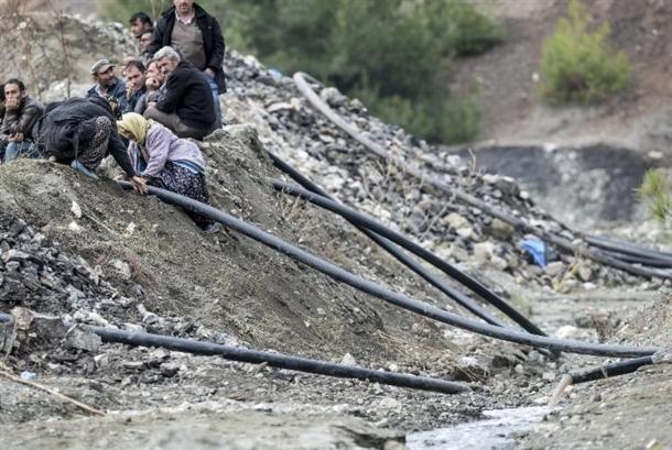 Ermenek'te acılı bekleyiş sürüyor 8