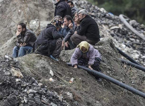 Ermenek'te acılı bekleyiş sürüyor 9