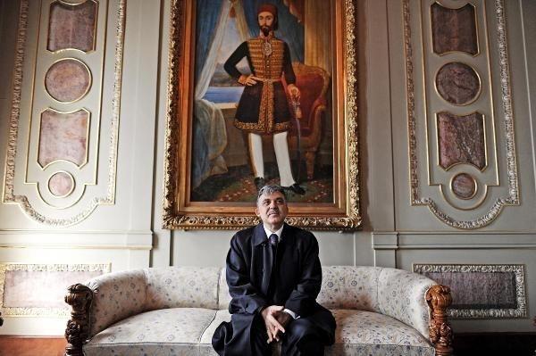 Abdullah Gül'ün ilk kez yayınlanan fotoğrafları 11