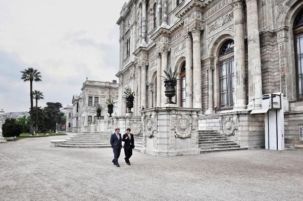 Abdullah Gül'ün ilk kez yayınlanan fotoğrafları 2