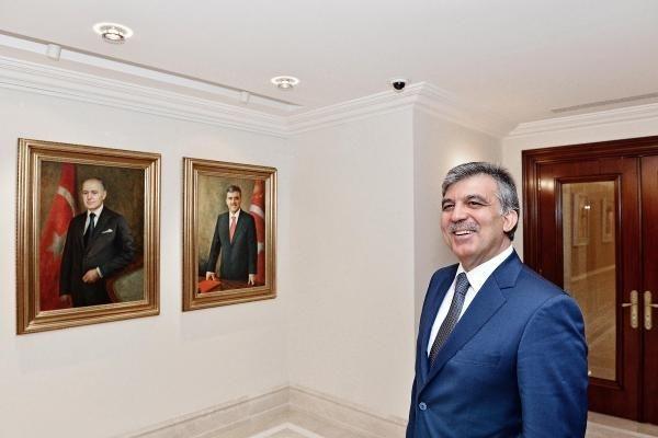 Abdullah Gül'ün ilk kez yayınlanan fotoğrafları 5