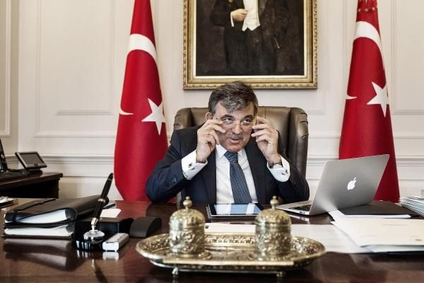 Abdullah Gül'ün ilk kez yayınlanan fotoğrafları 8