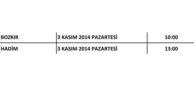 Ak Parti Konya'nın kongreleri başlıyor 2
