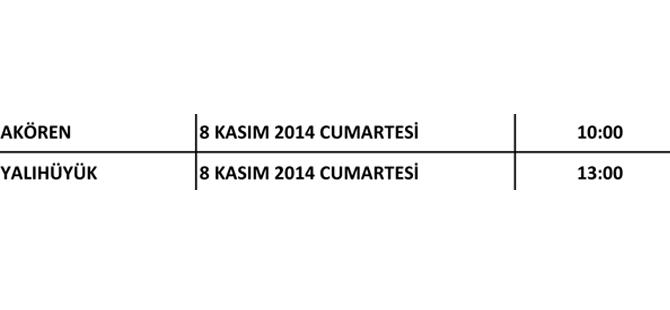 Ak Parti Konya'nın kongreleri başlıyor 6