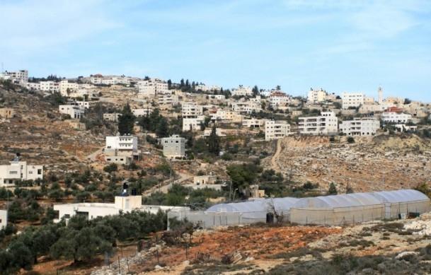 """İsrail köyleri """"açık hapishaneye"""" dönüştürüyor 7"""