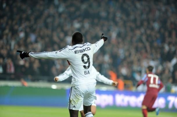 Torku Arena'da Tarihi Beşiktaş Trabzonspor Maçı 1