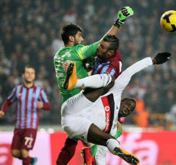 Torku Arena'da Tarihi Beşiktaş Trabzonspor Maçı 19