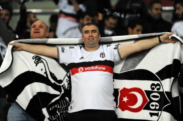 Torku Arena'da Tarihi Beşiktaş Trabzonspor Maçı 2