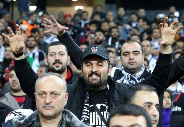 Torku Arena'da Tarihi Beşiktaş Trabzonspor Maçı 27