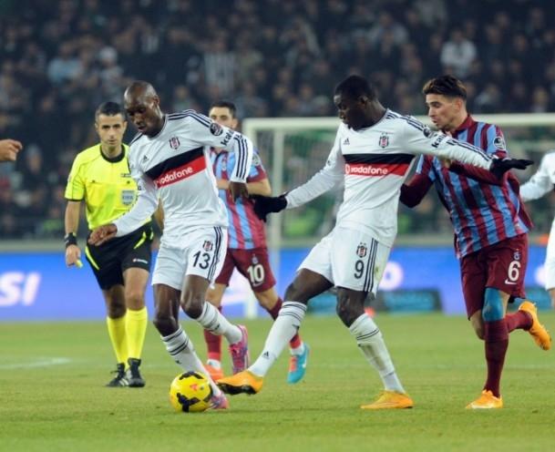 Torku Arena'da Tarihi Beşiktaş Trabzonspor Maçı 3