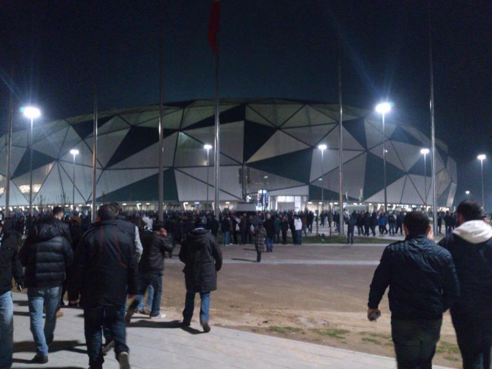 Torku Arena'da Tarihi Beşiktaş Trabzonspor Maçı 33