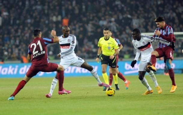 Torku Arena'da Tarihi Beşiktaş Trabzonspor Maçı 7