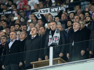 Torku Arena'da Tarihi Beşiktaş Trabzonspor Maçı
