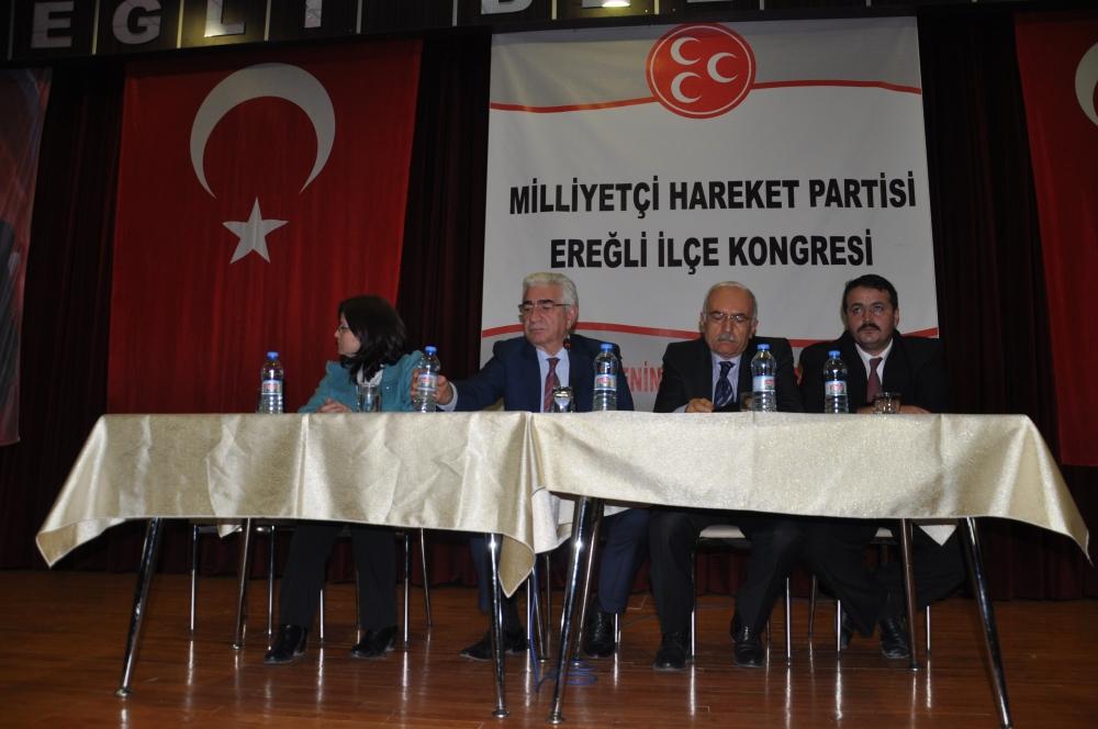 MHP Ereğli İlçe Kongresinde kavga 1
