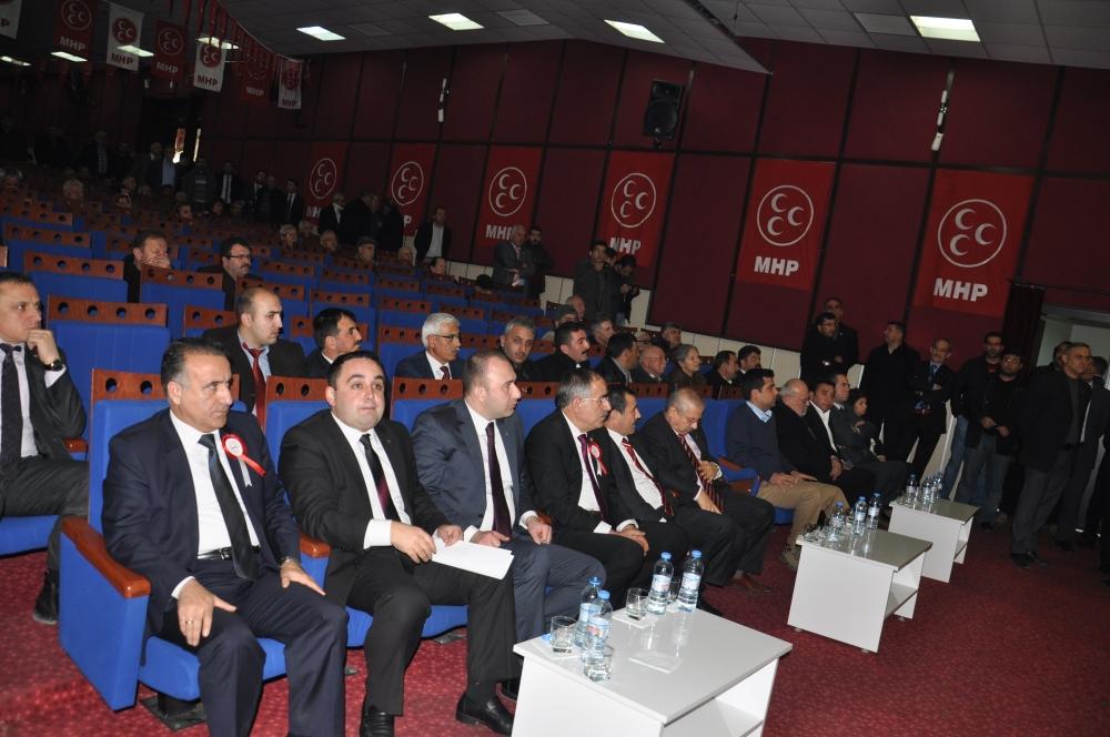 MHP Ereğli İlçe Kongresinde kavga 3