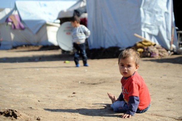 Suriyeli çocukların soğukla savaşı 11