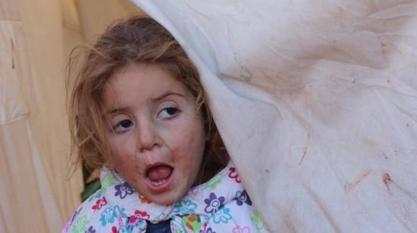 Suriyeli çocukların soğukla savaşı 12