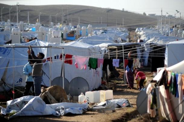 Suriyeli çocukların soğukla savaşı 14