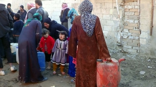 Suriyeli çocukların soğukla savaşı 19