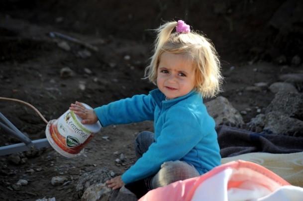 Suriyeli çocukların soğukla savaşı 21
