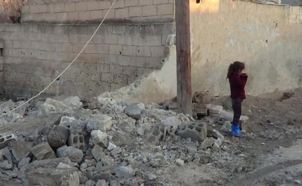 Suriyeli çocukların soğukla savaşı 24