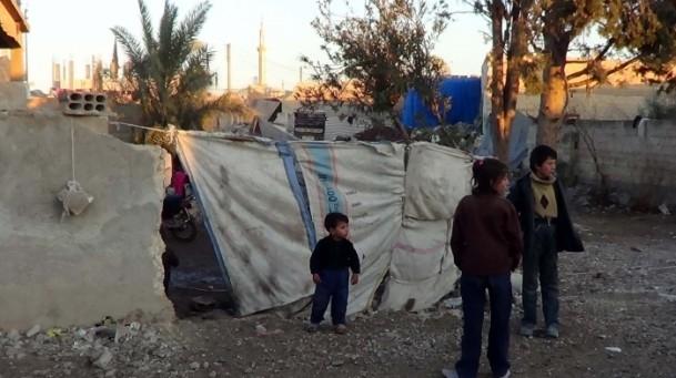 Suriyeli çocukların soğukla savaşı 3